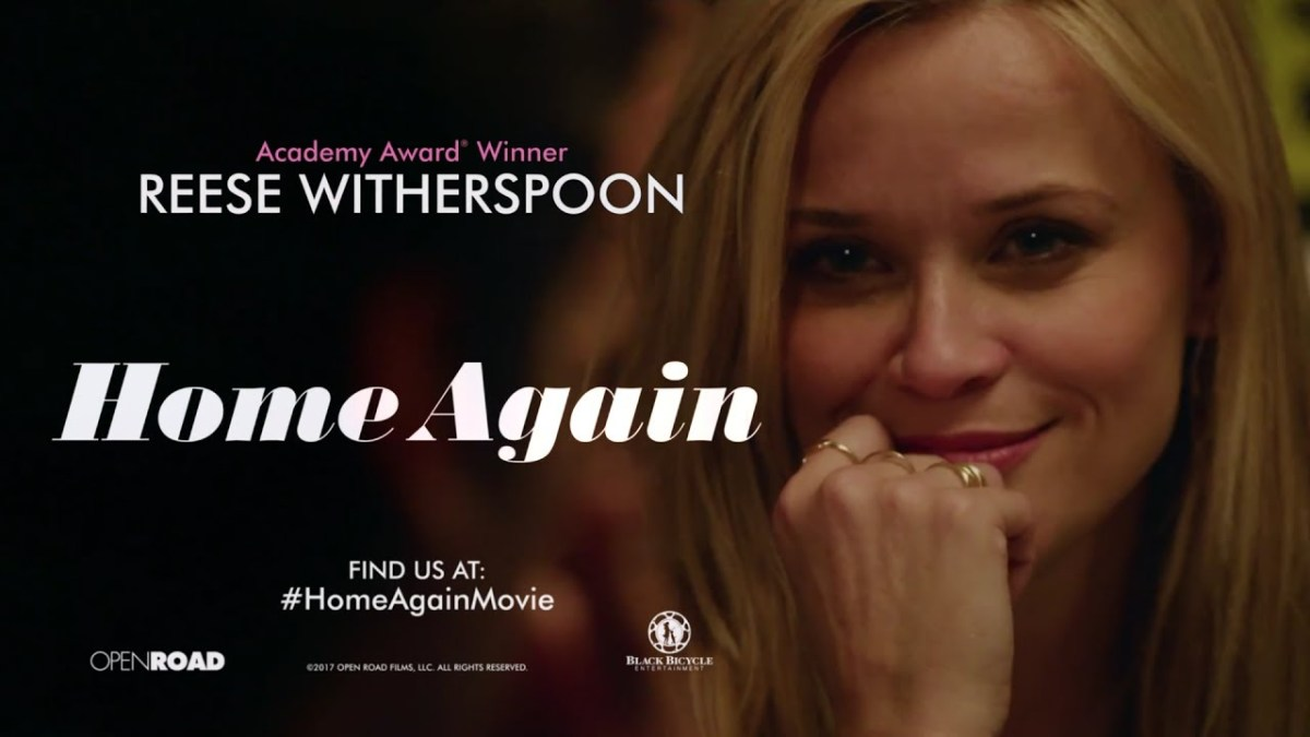 Home Again Movie Reese Witherspoon