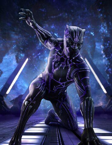 Black Panther TChalla