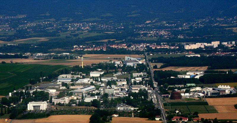 -CERN-aerial