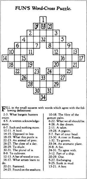 292px-First_crossword