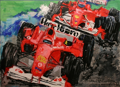 Double_Ferrari_Formula_One