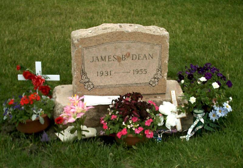 James_Dean_Park_Cemetery_Fairmont_