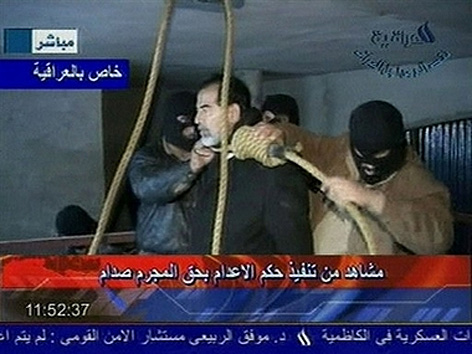 Saddam-Execution