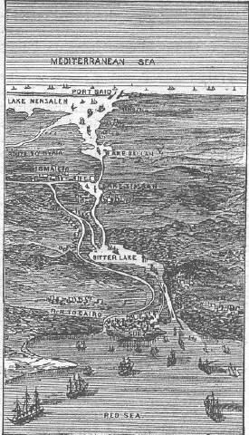 Suez_Canal_drawing_1881