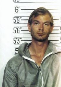 Jeffrey Dahmer Milwaukee Police 1991 mugshot