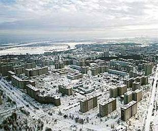 Το Ατύχημα του Τσερνόμπιλ