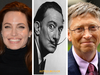 Τι κοινό έχει η Αντζελίνα Τζολί με τον Μπιλ Γκέιτς και τον Σαλβαντόρ Νταλί;