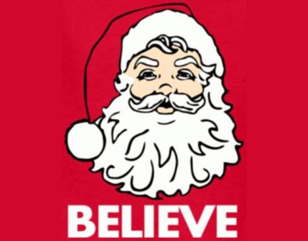 Yes Greece, there is Santa Claus