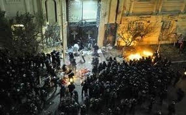 Η τρομοκρατική επίθεση στην Αλεξάνδρεια της Αιγύπτου