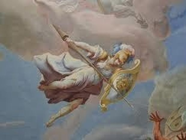 Αθηνά (Pallas) και Κριός-Η «πολεμική παρθένα» στο ζώδιο των μαχών