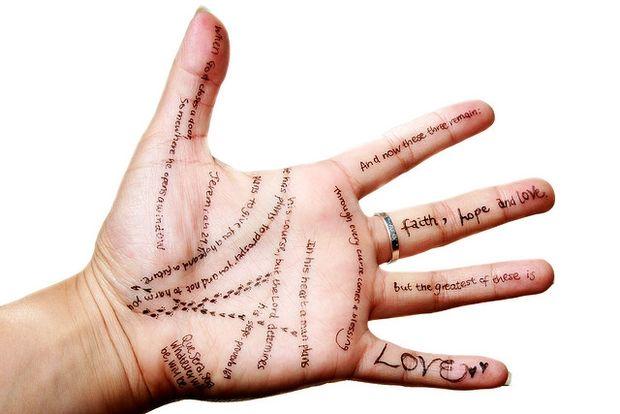 Χειρομαντεία και Αστρολογία: Οι τύποι των χεριών