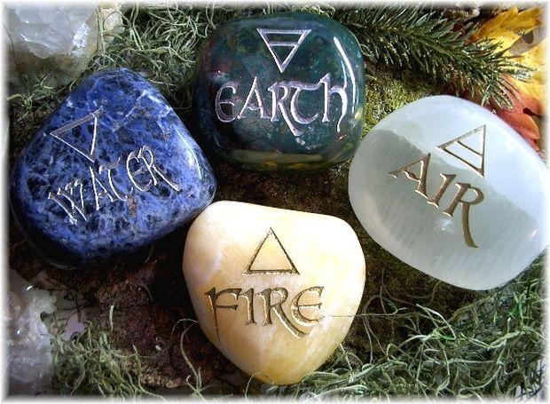 Φωτιά, Γη, Αέρας, Νερό: Τα 4 στοιχεία μιλούν για τον εαυτό τους