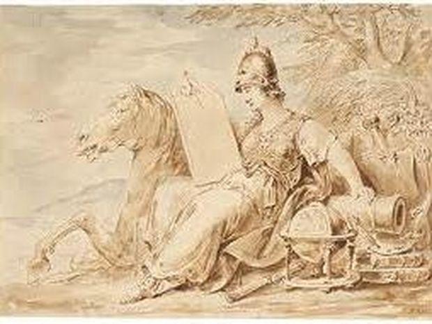 Η Αθηνά (Pallas) στο Λέοντα