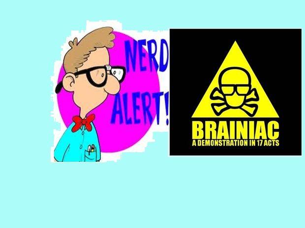 Ερμής. Ο Brainiac και ο Nerd