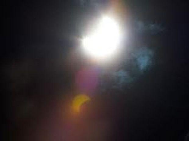 Η Προγενέθλια Έκλειψη Ηλίου