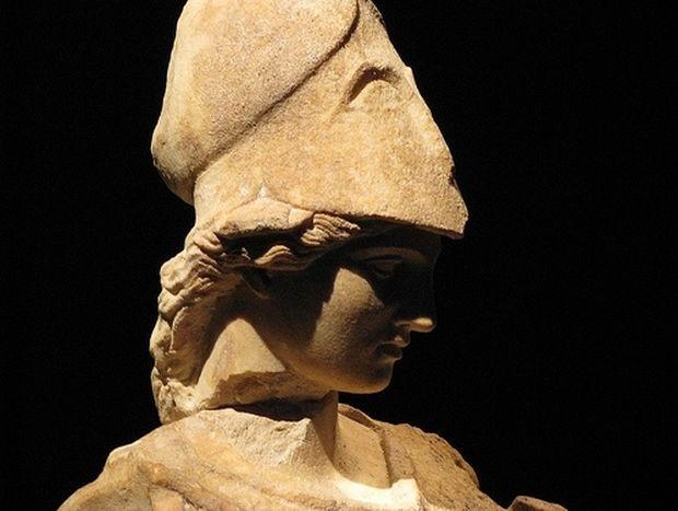 Η Αθηνά (Pallas) στο Ζυγό