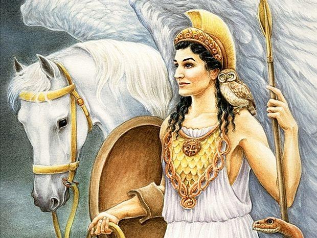 Η Αθηνά (Pallas) στο Σκορπιό