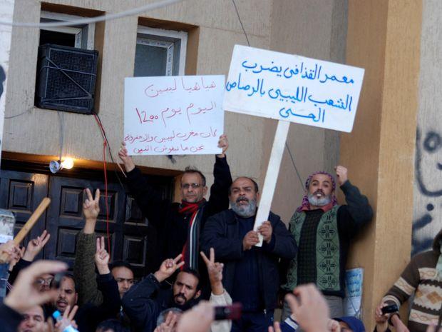 Η Αραβική ανάφλεξη-Περιμένοντας τα χειρότερα