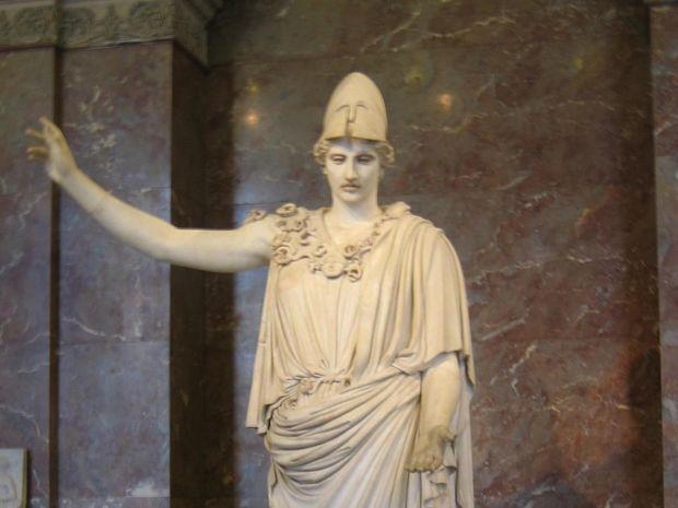 Η Αθηνά (Pallas) στον Τοξότη
