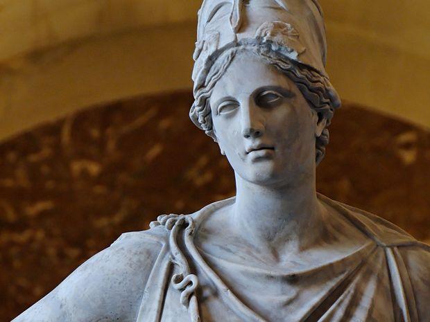 Η Αθηνά (Pallas) στον Υδροχόο