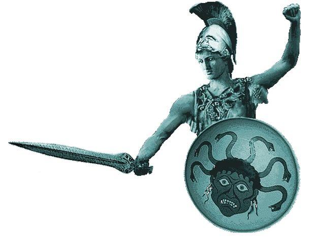 Η Αθηνά (Pallas) στους Ιχθύες