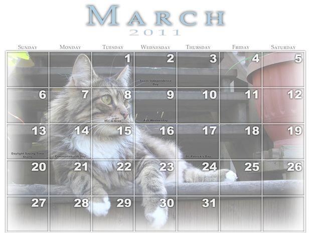 Κοσμικό Ημερολόγιο 14 Μαρτίου