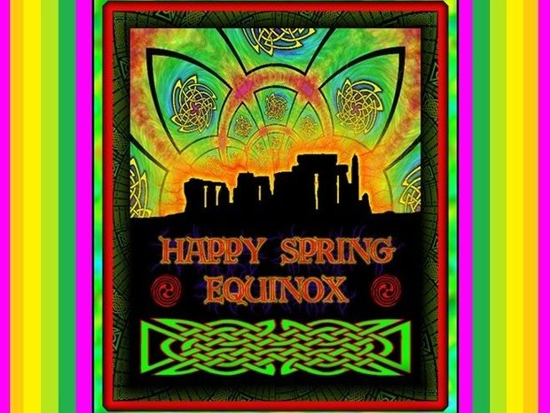 Happy Spring Equinox