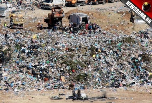 Πόλεμος συμμοριών στη χωματερή Άνω Λιοσίων! Δεκάδες νεκροί ρακοσυλλέκτες