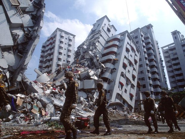 Σε περίπτωση σεισμού