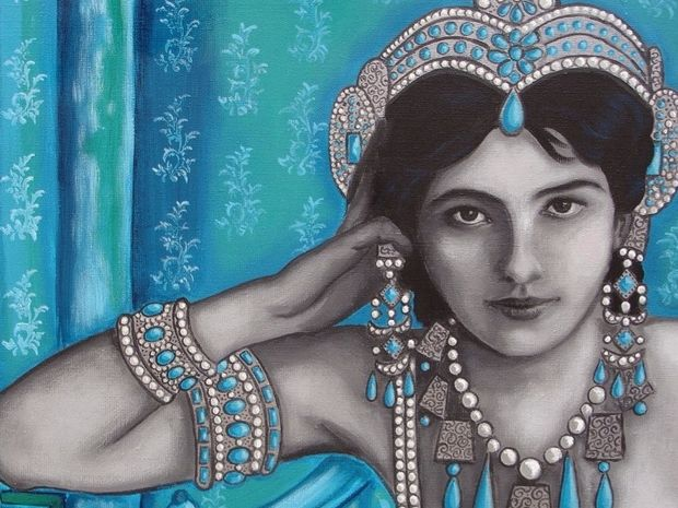 Mata Hari-Η Δραγωνική αποκάλυψη της «αρχετυπικής» κατασκόπου