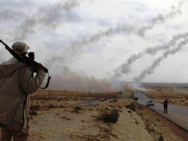 Παραίτηση Καντάφι ζητούν οι Λίβυοι αντάρτες για την κατάπαυση του πυρός
