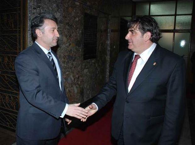 Σκόπια-Ουγγαρία:Συμμαχία