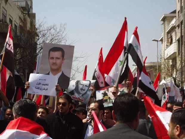 Η επανάσταση της Συρίας