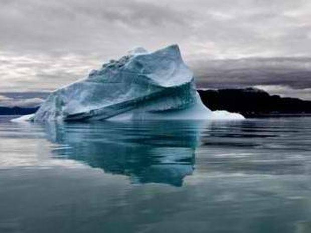 Το τελευταίο παγόβουνο από την Camille Seaman