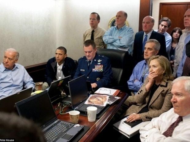 Ο Ομπάμα παρακολούθησε ζωντανά τον Μπιν Λάντεν να πεθαίνει
