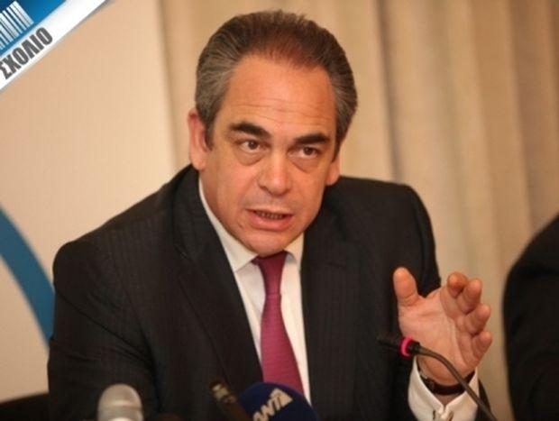 Κ. Μίχαλος: «Κυνηγάμε ανέφικτους στόχος για την πάταξη της φοροδιαφυγής»