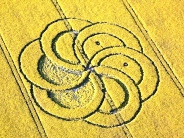 Το πρώτο αγρογλυφικό του 2011