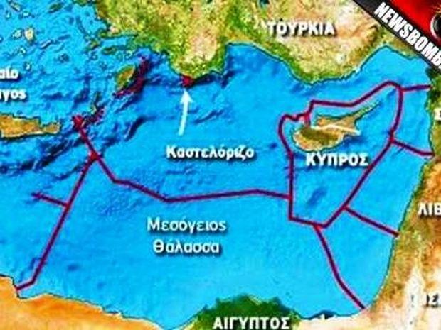 Δώρο Δρούτσα στους Τούρκους τα ελληνικά πετρέλαια