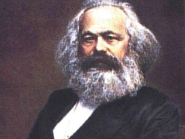 Η δραγωνική αποκάλυψη του Karl Marx