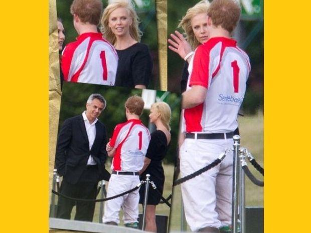 Ποια διάσημη ηθοποιό φλερτάρει ο πρίγκιπας Harry;