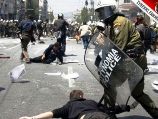 Μάχη για τη ζωή δίνει ο 30χρονος διαδηλωτής - Και δεύτερος σοβαρά τραυματίας
