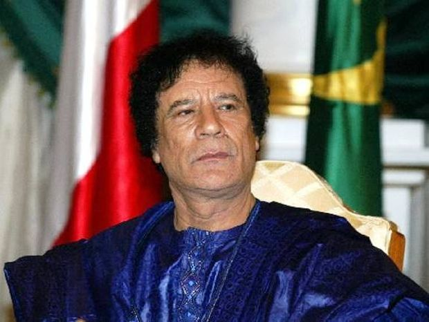 Ηχητικό μήνυμα του Καντάφι μετέδωσε η λιβυκή τηλεόραση