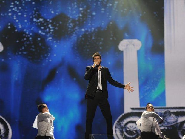 Ο Λούκας Γιώρκας στη Arena Fortuna-Όλε!