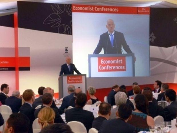 Economist: Μείωση 150.000 δημοσίων υπαλλήλων προανήγγειλε ο Γ. Παπανδρέου