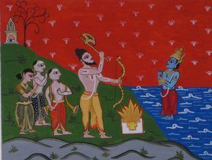 Η Σελήνη στην Ινδική αστρολογία-24η Ναξάτρα