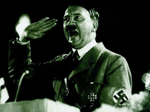 Η δραγωνική αποκάλυψη του Adolf Hitler