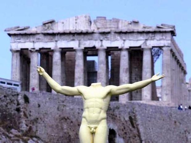 Νέα πρόκληση της Bild - «Πρέπει η Ελλάδα να πουλήσει την Ακρόπολη;»