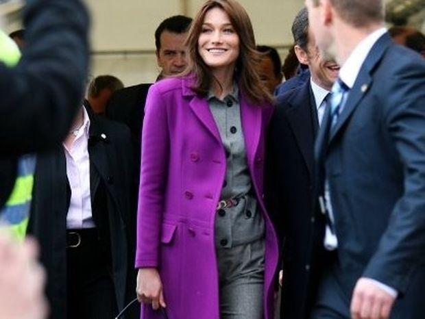 Carla Bruni-Sarkozy: Από «θηλυκός Δον Ζουάν», Πρώτη Κυρία της Γαλλίας
