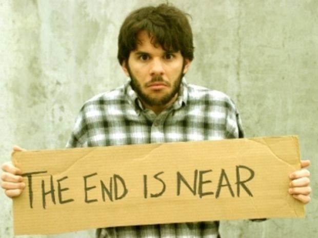 """Μας... έστησε στο ραντεβού το """"τέλος του κόσμου""""."""