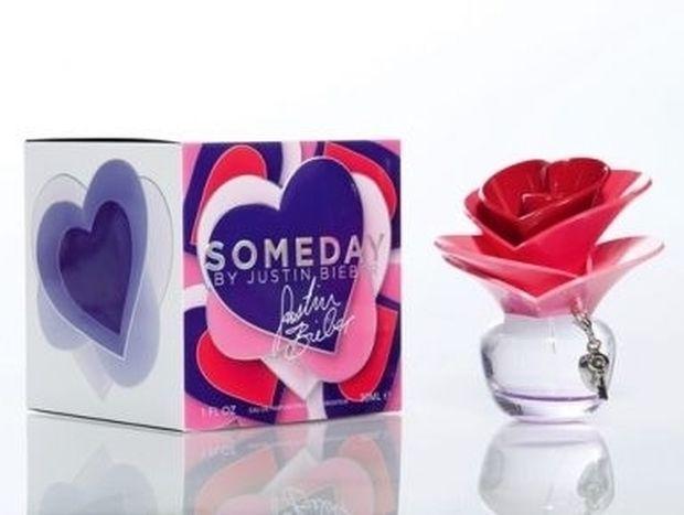 To άρωμα του Justin Bieber